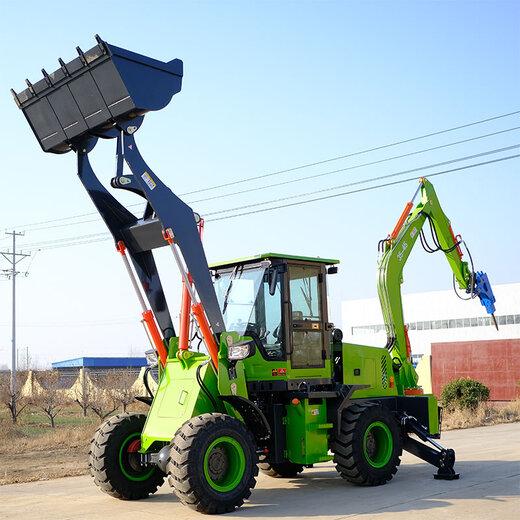鷹潭供應兩頭忙售后保障,小型挖掘機裝載機