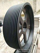 10-3V690SK美标锥套皮带轮配用QD衬套锥套辐条式图片