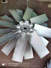 鑄造鋁合金軸流風機負壓風機葉輪葉片風葉扇葉圖片