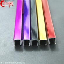 情湘悅廠家直銷PVC塑膠實心方條批發 分隔裝飾方條 家具塑料裝飾