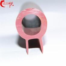 情湘悅廠家直銷擠出PVC異型材 pvc塑料擠出型材 擠塑型材定制