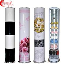 情湘悅廠家批發U形工藝品裝飾條 PVC家具塑料條展示柜垃圾桶包邊