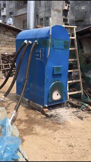 食用菌锅炉图