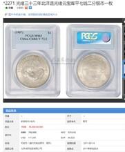 泉州私下交易古董古玩鉴定古钱币报价 贵州银币图片