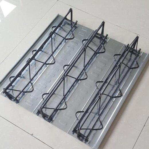 钢筋桁架楼承板图