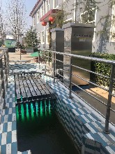 冠宇污水紫外線消毒系統,焦作供應紫外線消毒模塊安裝技術圖片