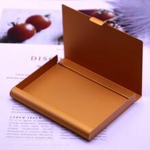 廠家環保金屬盒包裝盒鋁盒方形鋁制包裝盒子開??啥ㄖ祁伾叽缑廊荼=∑凡枞~包裝圖片