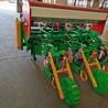 玉米灭茬免耕精播机玉米播种机