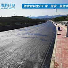 雨晴伟业PB2聚合物防水涂料,广东PB聚合物改性沥青防水涂料施工图片