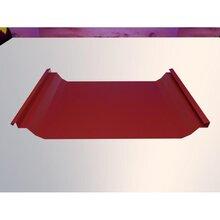 芜湖市暗扣板彩钢铝镁锰暗扣板960型销售安装 规格型号图片