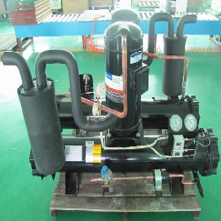 合肥谷轮水冷冷冻冷藏机组费用 品种 厂家供应图片2