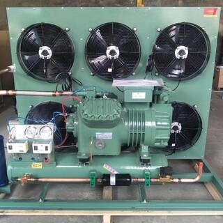 青岛比泽尔半封闭活塞式水冷制冷机组 比泽尔水冷机组图片2