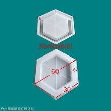 西安六角护坡塑料模具厂家现货价格图片