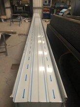 黄石扇形弯弧铝镁锰板YX65-330型 全国均可发货图片