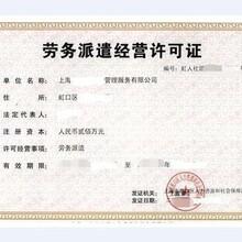 天津河西区劳务派遣公司注册流程价格图片