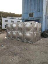 开封不锈钢保温水箱供应图片
