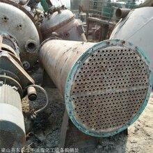 二手列管式冷凝器 60平方不銹鋼冷凝器 二手小型冷凝器價格