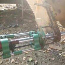移动工地专用镗孔机 挖掘机镗孔机操作技巧图片