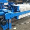 合肥污泥处理压滤机规格 液压压紧 高压隔膜