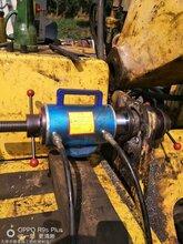 移动工地专用镗孔机 工程机械镗孔机怎样安装图片