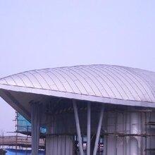 郑州铝镁锰板钛锌板侧嵌板YX38-450 搭叠板 量大从优图片