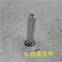 焦作车库厂房地面空鼓AB-5树脂厂家,混凝土地面空鼓灌浆图片