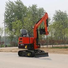 寧波二手12D小型挖掘機費用 微挖機價格 出廠價格圖片