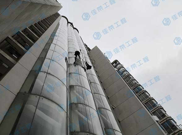 婁底幕墻玻璃維修玻璃幕墻更換安裝廠家