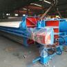 南宁环保全自动隔膜污泥处理压滤机 自动脱泥 拉板厢式