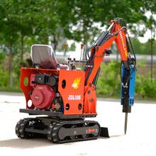 10小型挖掘机 农用微型挖掘机 型号报价图片