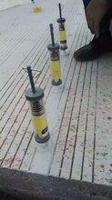 工程师裂缝灌浆树脂,邵阳路面裂缝AB-1树脂灌浆修复图片
