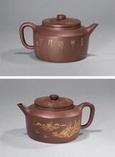 武汉回收古董古玩私下交易价格 字画 银锭图片