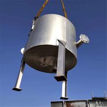 武漢熱門二手螺旋換熱器圖片