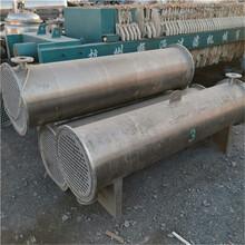 天津國產二手冷凝器 pp列管冷凝器圖片