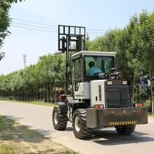 广州正宗越野叉车定制 出厂价格图片