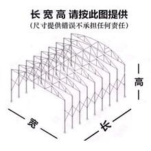 广州钢结构大排档雨棚批发代理图片