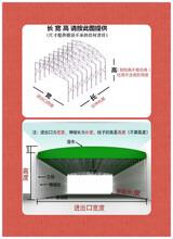 十堰市环保大排档雨棚厂家直销图片