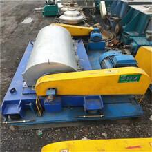 回收二手lw臥螺離心機價格 臥螺離心機結構原理圖片