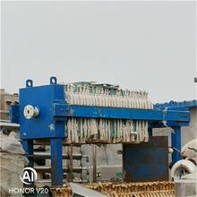 回收二手污泥壓濾機型號 原裝現貨圖片