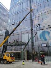 長沙夾層玻璃更換中空玻璃維修超大板塊玻璃安裝本地公司圖片