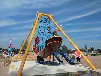 航天游乐设施,大型游乐设备制造海盗船安全可靠