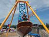 游樂設備海盜船款式新穎,游樂設備