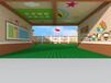 南寧紅黃藍墻繪幼兒園墻體彩繪價格實惠,墻體彩繪