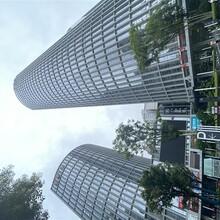 湘潭超大玻璃幕墻安裝報價 售后保障圖片