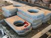 天津特厚鋼板切割異形件,容器板切割下料