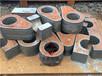 天津Q345R容器板切割底座門框,特厚鋼板切割下料