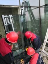 湖南高空外墻玻璃安裝玻璃幕墻維修更換玻璃拆除品牌圖片