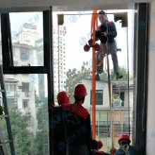 長春高空幕墻維修玻璃更換安裝幕墻改造改窗戶報價圖片