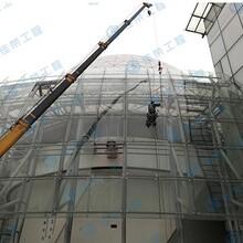 杭州幕墻玻璃維修玻璃幕墻更換安裝廠家 信譽保證圖片