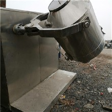 蘇州全自動二手三維混合機 二手800升二維混合機圖片